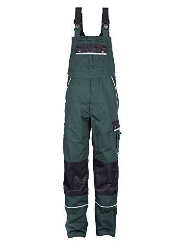 TMG® Petos de Trabajo para Hombre   Verde   XS-7XL   Pantalones de Trabajo Resistentes con Peto   Multibolsillos y Reflectores   Jardinería y Paisajismo 23