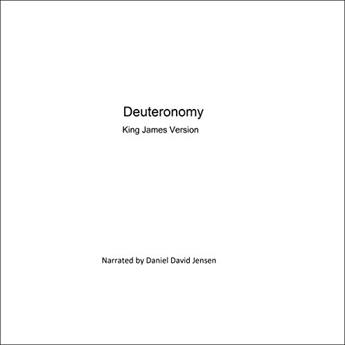 Deuteronomy audiobook cover art