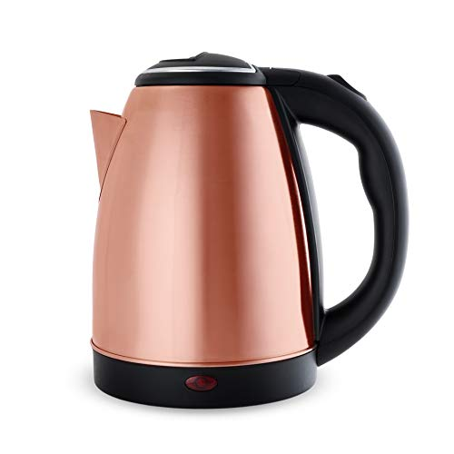 Pinky Up 5044 Parker Rose Gold Electric Tea Kettle