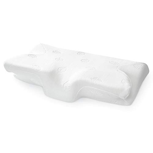 "cheap MARNUR Memory Foam Pillow ""Contour Pillow"" Soft pillow for orthopedic surgery with pain in the neck and shoulders …"