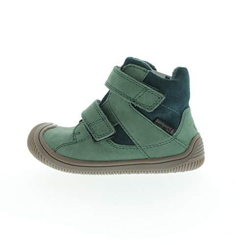 Bundgaard Schuhe für Jungen Lauflernschuhe Walk Velcro Tex Petrol BG303028C503 (Numeric_23)