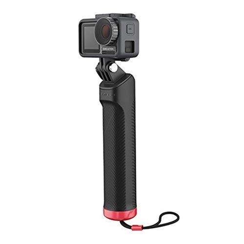 Hchao El asa de Snorkel de la cámara Tiene una Conveniente función de Bloqueo de Giro, Agarre Impermeable y cómodo, fácil de operar, Viajar o Hacer Senderismo, bucear
