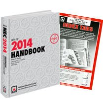 NFPA 70: National Electrical Code (NEC) Handbook and Tabs Set, 2014 Edition