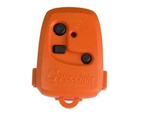Controle Remoto Digital TX 3C Peccinin 433.92Mhz LARANJA
