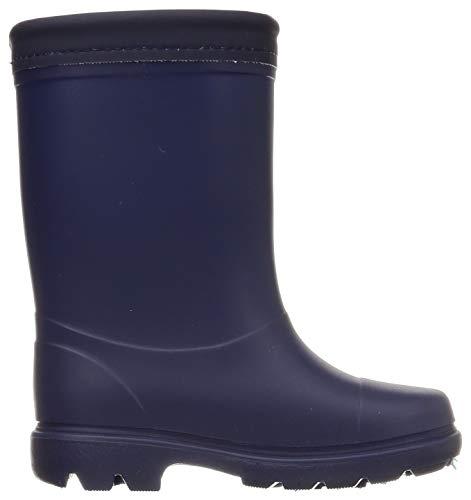 [ムーンスター]レインブーツ日本製長靴14~21cm男の子女の子キッズRBC65Pネイビー14.0cm2E