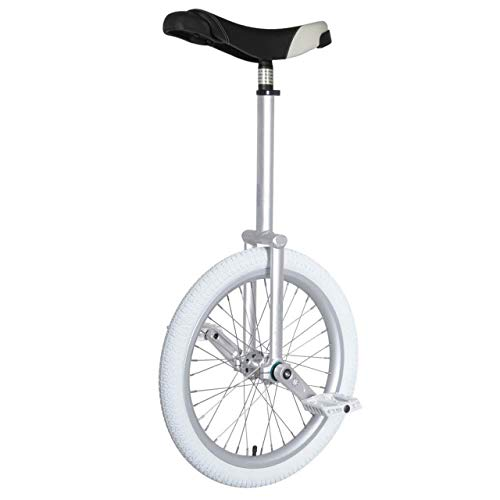 NIMBUS Eclipse 20' Freestyle Unicycle 300mm - Silver