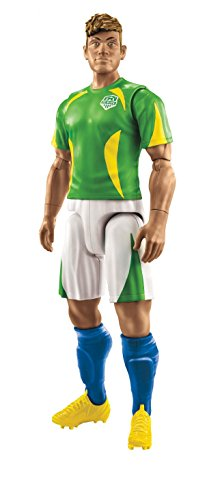 Mattel 900 DYK86 FC Elite Neymar Football Action Figure