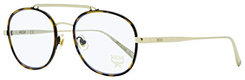 Eyeglasses MCM 2107 733 SHINY GOLD//BLACK