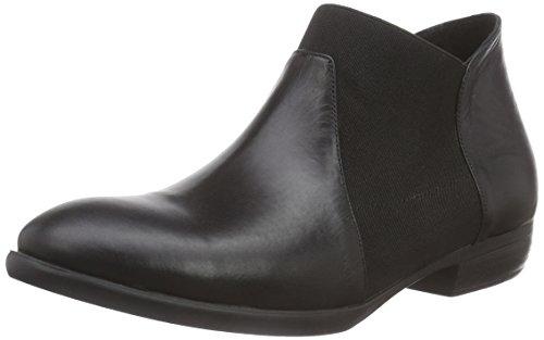 Inuovo Damen Encounter Chelsea Boots, Schwarz (Black-Black Elastic), 37