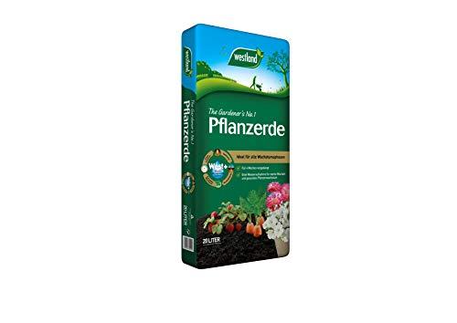 Westland Pflanzenerde, Blumenerde, 734121, Tonfarben, 20 L