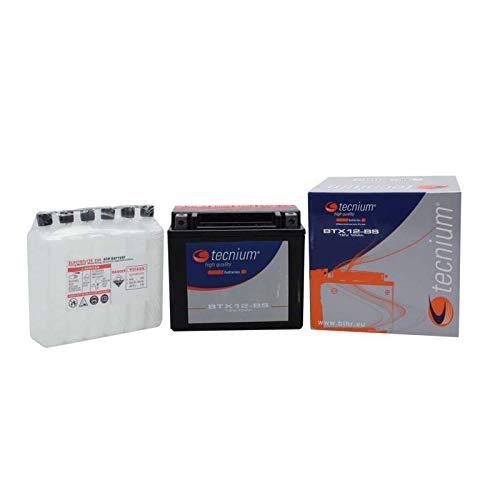 Batterie TECNIUM BTZ14S-BS sans entretien livr/ée avec pack acide