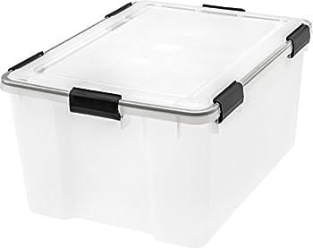 Iris 62 Qt. Weather Tight Storage Box
