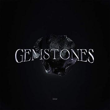 Gemstones Obsidian