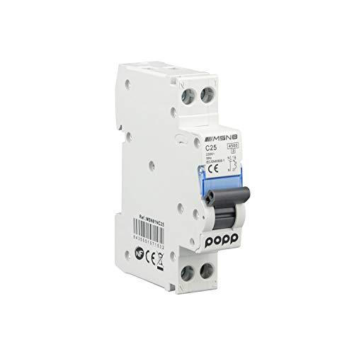 POPP® Interruptor Automático Magnetotérmico...