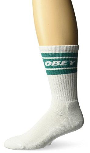 Obey 22118A057 Calze Unisex Bianco TU