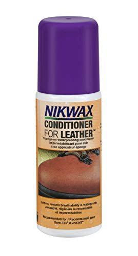Other Unisex s NKW0030 NIKWAX Conditioner for Leather, Clear, 125 ml