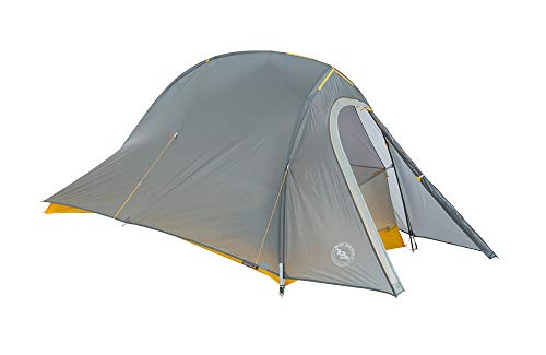 Big Agnes Fly Creek HV UL Bikepack - Ultralight Bike-Packing Tent, 1 Person