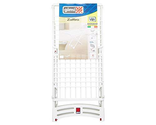 Gimi - Tendedero Zaffiro, x-legs, resina, color blanco