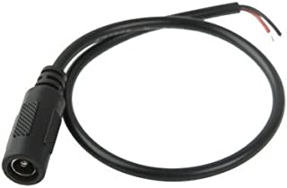 Computers Accessories 5.5 x 2.1mm DC Female Power Cable for Laptop Adapter, Length: 30cm Universal Power Adapter