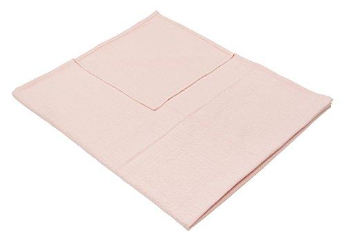 Hagemann Tagesdecke, Stoff, rosa, 160.0 x 270.0 x 1.0 cm