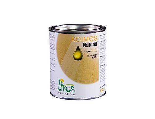 LIVOS 196-002-0,75 KOIMOS Naturöl, Natur