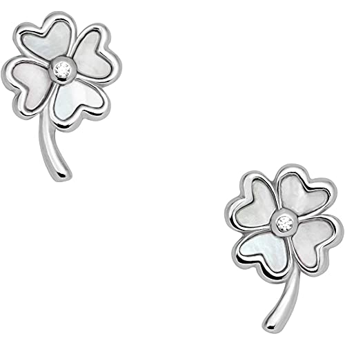 Fossil Pendientes Lucky You JFS00541040 para Mujer