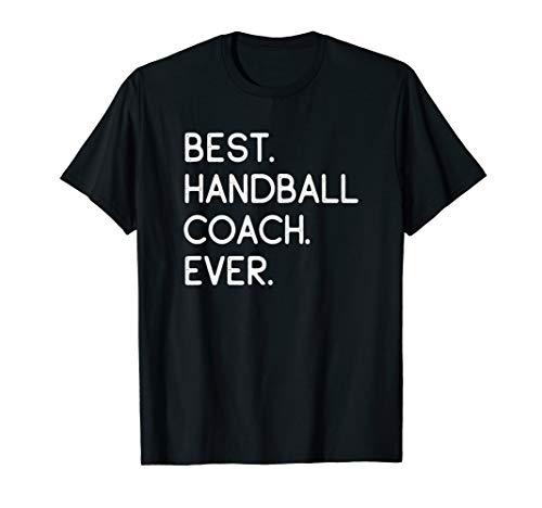 Handballtrainer Bester Handball Trainer Aller Zeiten Coach T-Shirt