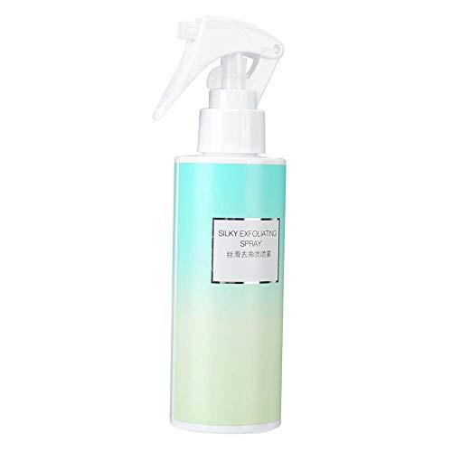 Hand Foot Exfoliating Spray Mild Dead Skin Removal Spray Liquid Moisturizing Hydrating Fast Exfoliation and Natural Can Kill Foot Odor Spray (150g)