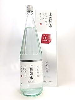 白瀧 上善如水 純米吟醸 1.8L