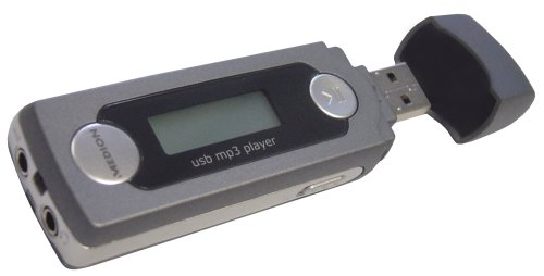 Medion MD 41163 Tragbarer MP3-Player 256MB
