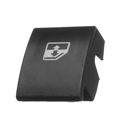 Lianlili Botón Pulsador de Control de la Ventana de Control de Ventana eléctrica de 2 Piezas para Vauxhall Opel Astra MK5 H 04-10 para Zafira B 05-11 TIGRA B 04-09