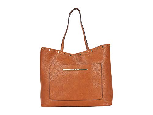 Steve Madden Bnice Tote Cognac One Size
