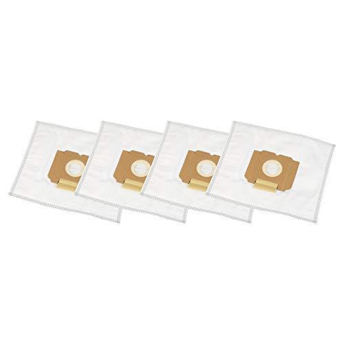 4 Staubsaugerbeutel geeignet für Profectis 087.663-1, 101.415-9, 229.179-7