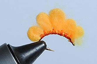 Blue Wing Olive Sucker Spawn Streamer Fly, 6 Pack