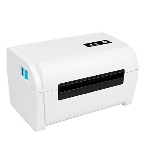 Suading Thermo-Barcode-Etikettendrucker 4 Zoll 100 Mm mit Amazon Ebay Etsy Shopify 4X6 Versandetikettendrucker (EU-Stecker)
