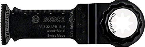Bosch Professional Tauchsägeblatt (Holz und Metall, für Multifunktionswerkzeuge Starlock Plus, PAIZ 32 APB)