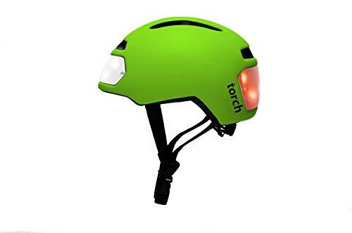 Torch Casque vélo Urbain LED...