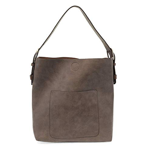 Joy Susan Classic Hobo Handbag (Espresso)
