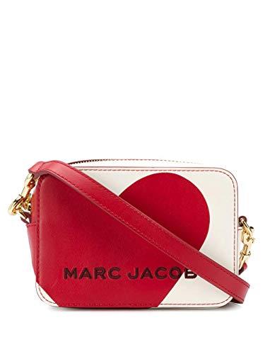Luxury Fashion | Marc Jacobs Dames M0015850164 Wit Leer Schoudertassen | Lente-zomer 20