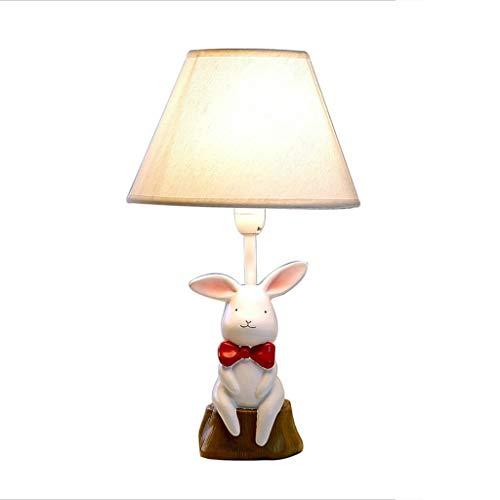 SLEVE Lampe de Table Dimmable LED Chambre Lampe de Chevet Chaude lumière Chaude Creative Chambre d'enfant Belle Cadeau d'anniversaire (Size : 46CM)