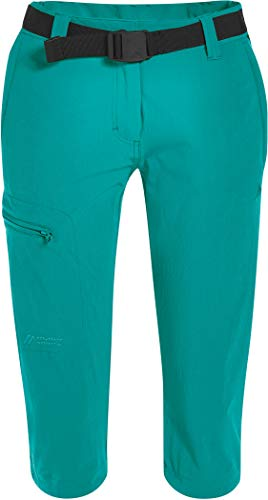 Maier Sports Inara Slim 3/4 Hose Damen Viridian Green Größe EU 42 2020 Hose kurz