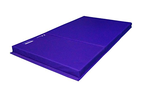 Z-Athletic 4'x8'x4 Landing Mat for Expandable Jr Training Bar