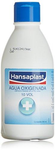 Hansaplast Agua Oxigenada - 25 cl