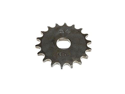 FEZ Ritzel, kleines Kettenrad, 18 Zahn - für Simson S51, S70, S53, S83, KR51/2 Schwalbe, SR50, SR80