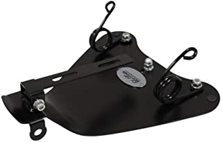 "La Rosa Design 2004 – 06 y 2010 – Up Harley-Davidson Sportster Solo Asiento Mount Kit con 3"" Blacked Out Scissor Springs"