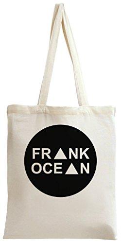Frank Ocean Circle Tote Bag