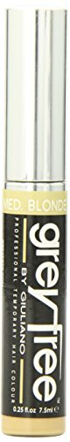 Greyfree Mascara Hair mittelblond, 1er Pack (1 x 8 ml)