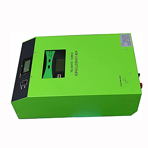 COUYY Inverter DC12V / 24V a AC220V 1000W / 1500W / 2000W Inverter con Controller PWM Integrato 30A-50A Convertitore di Potenza Solare,12V 220V 1500W