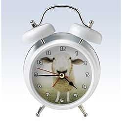 Mark Feldstein Wacky Wakers Sheep Alarm Clock