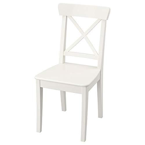 IKEA INGOLF stoel wit